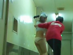 Nurse got shocked by the kinky sharking in the clinic