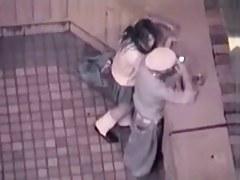 Spy cam compilation of Asian bunies having sex