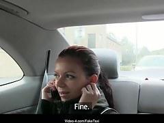 Fake Taxi Lea
