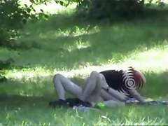 Voyeur compilation of exhibitionist couples having sex outdoor