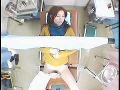 Real medical voyeur japanese redhead